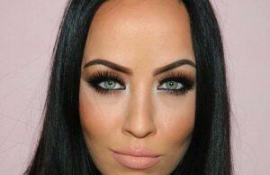 Evelina Paunescu. Makeup artist