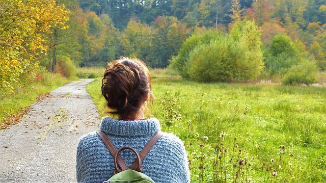 Plimbare în natură
