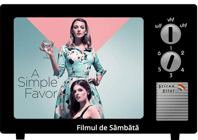 A simple favor - sau cine pe cine