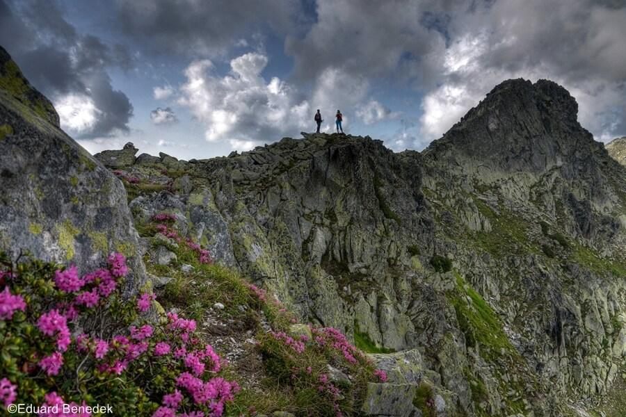 Top 10 cele mai inalte varfuri muntoase din Romania