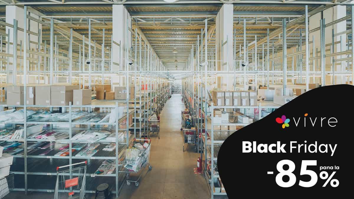 Vivre lansează, în premieră, Black Friday de vară, cu discount de până la 85% la toate produsele din portofoliu