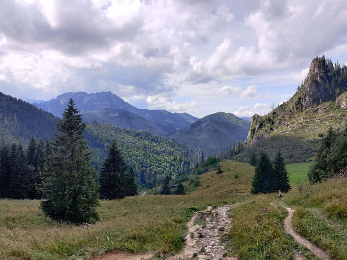 Durerile de genunchi si mersul pe munte