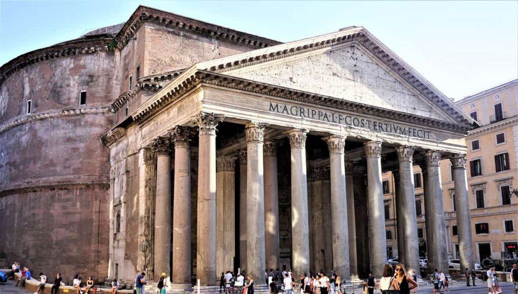 Cele mai vizitate 10 locuri din Roma