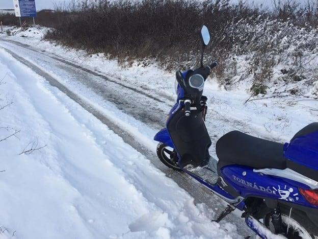 Pregatirea pentru lunile mai reci - Sfaturi pentru iubitorii de scutere